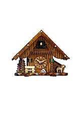 Quartz cuckoo clock (with music)